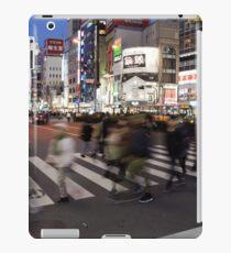 Shinjuku Crosswalk iPad Case/Skin
