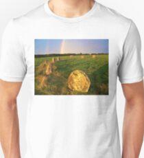 Merry maidens Stone Circle, Cornwall Unisex T-Shirt