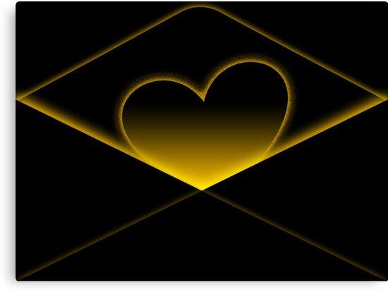 Enclosing my heart inside by pinak
