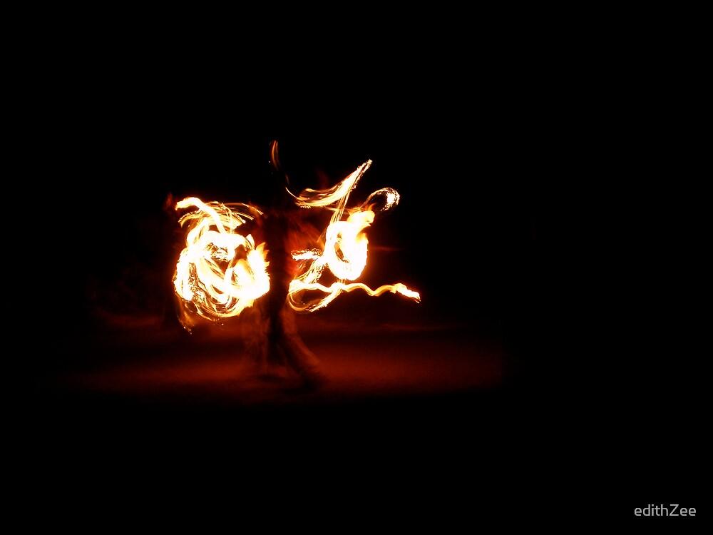 Fire Angel by edithZee