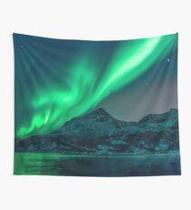Aurora Borealis (Nordlichter) Wandbehang