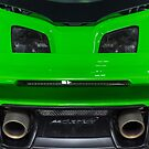 Mantis Green 675LT by Scott McKellin