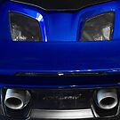 Aurora Blue 675LT by Scott McKellin