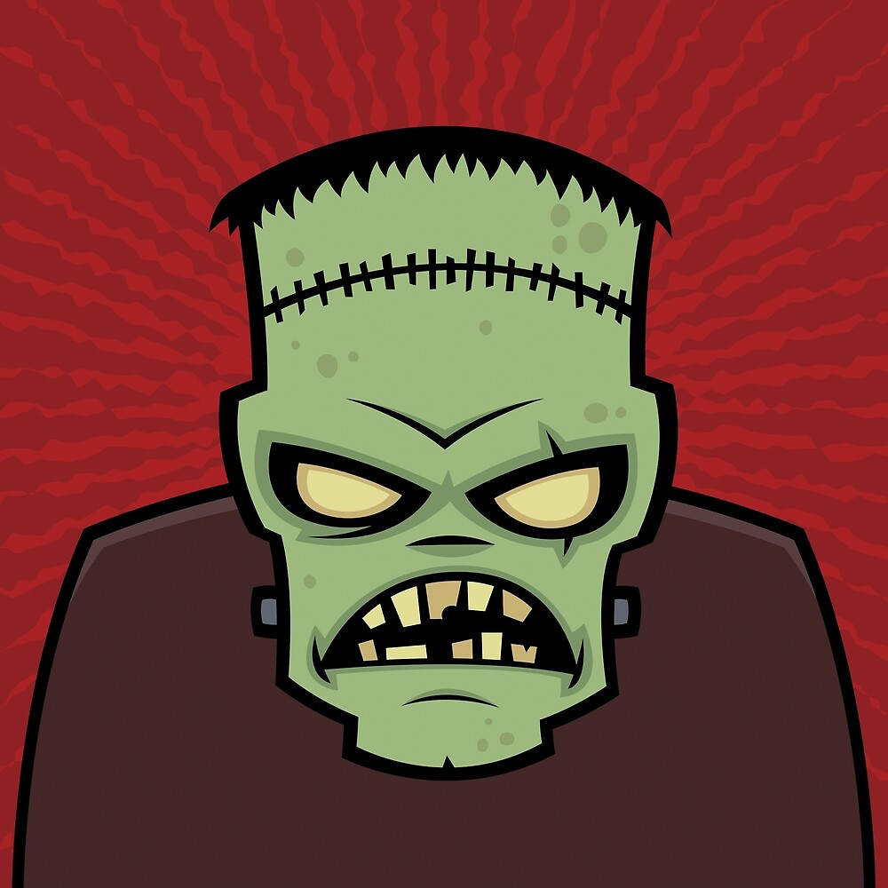 Frankenstein Monster by fizzgig