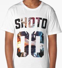 Shoto Todoroki 00 Long T-Shirt