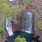 Florence Falls, Litchfield National Park, Northern Territory, Australia by Adrian Paul