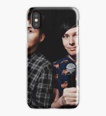 Dan And Phil Youtube  iPhone Case/Skin