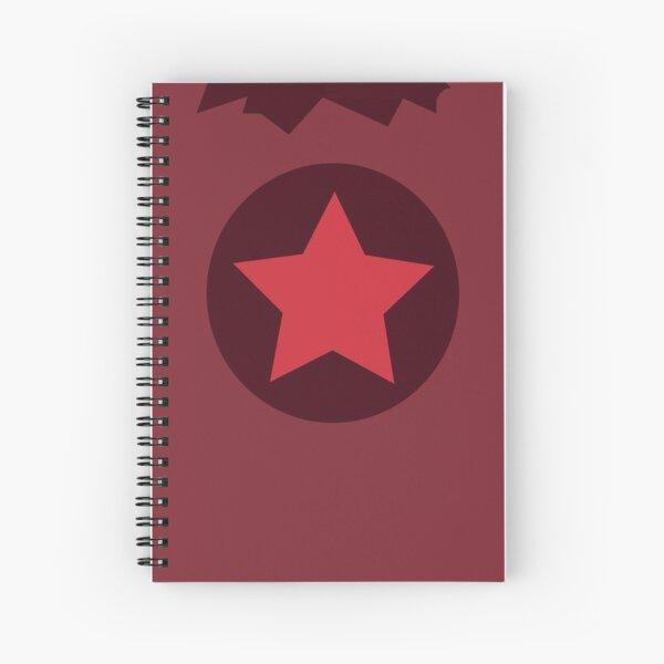 Tom Lucitor (Star vs. Forces of Evil) Spiral Notebook