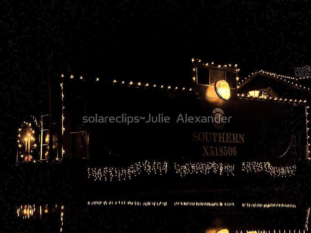 Merry Christmas by solareclips~Julie  Alexander