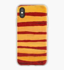 Red and Yellow Together iPhone Case