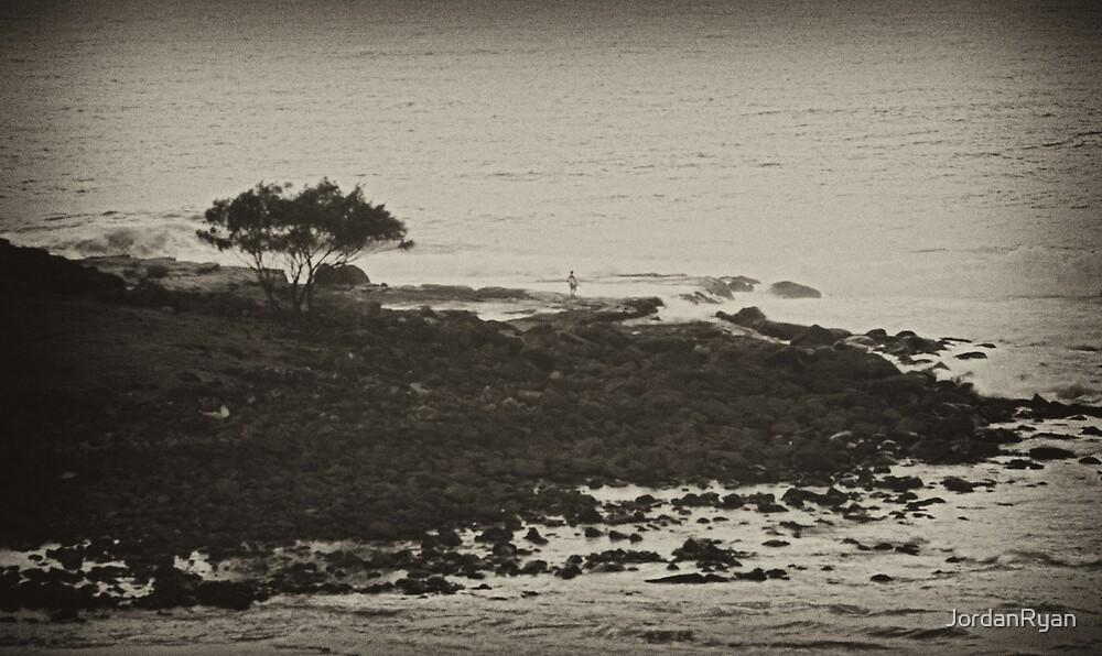 Lone Surfer by JordanRyan