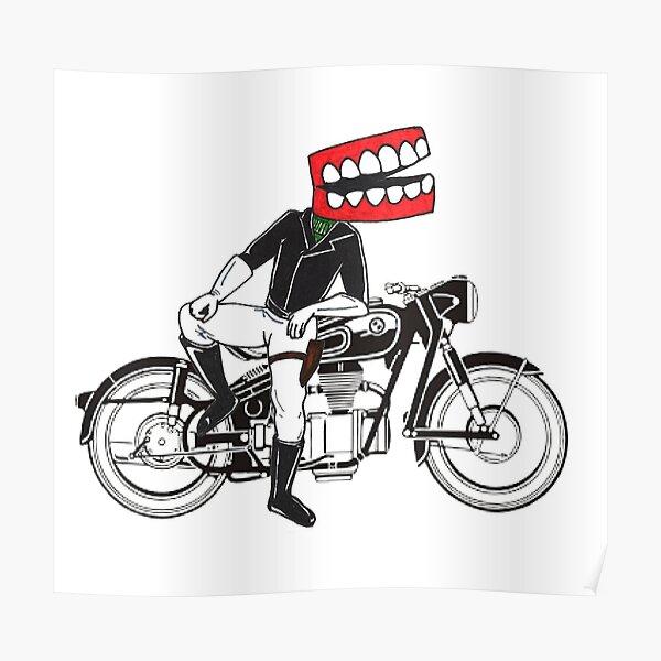 Bang Bang Mascot  Poster