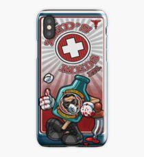 Dr. Zed's Meds iPhone Case/Skin