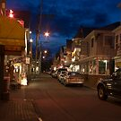 Provincetown, Friday Night in December by Alyeska