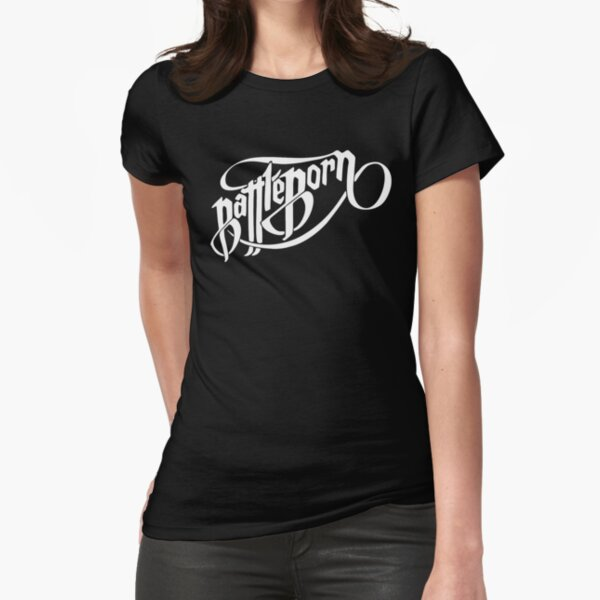 Battle Born Fitted T-Shirt