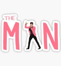 The Man Sticker
