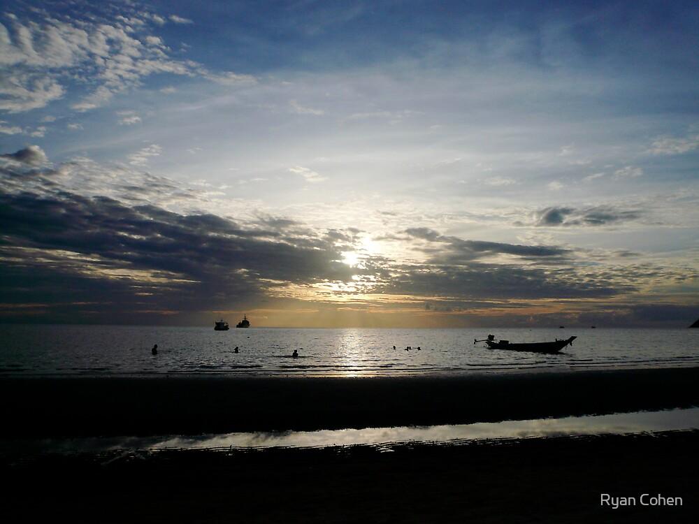 Thai Sunset by Ryan Cohen
