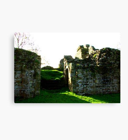 Pendragon Castle #3 Canvas Print