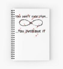 Clarke Griffin's quote Spiral Notebook