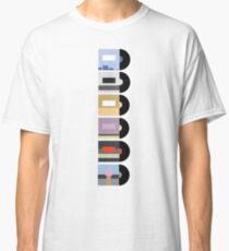 Killers Discography Classic T-Shirt