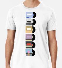 Killers Discographie Premium T-Shirt