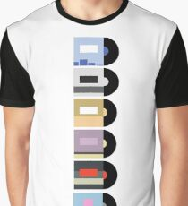 Killers Discography Graphic T-Shirt