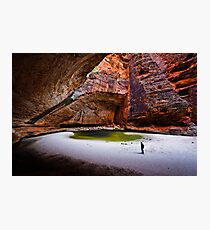 Cathedral Gorge Photographic Print