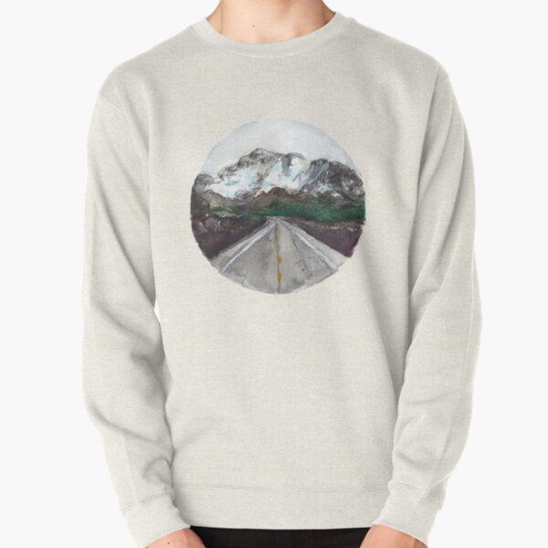 find your great adventure Pullover Sweatshirt