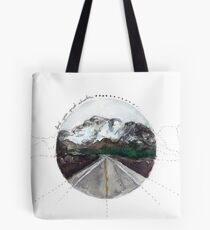 find your great adventure Tote Bag