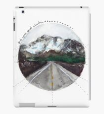 find your great adventure iPad Case/Skin