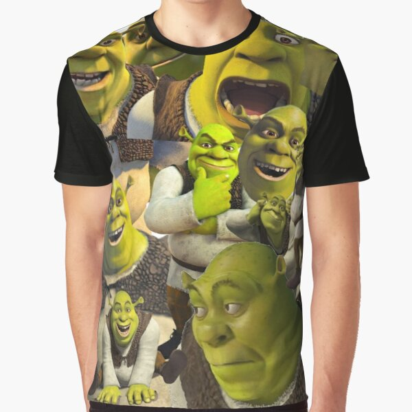 Shrek Camiseta gráfica