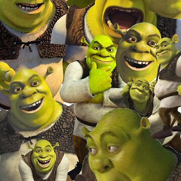 Shrek de rainyrainbow