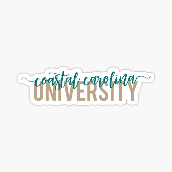 Coastal Sticker