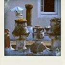 Faux-polaroids - Travelling (33) by Pascale Baud