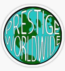 Step Brothers: Prestige Worldwide Sticker