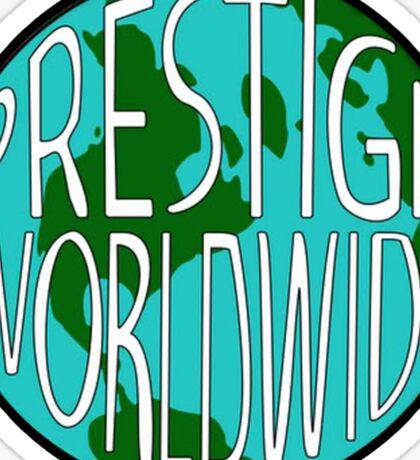 Step Brothers: Prestige Worldwide Sticker