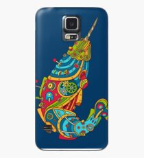 Narwhal, cool art from the AlphaPod Collection Case/Skin for Samsung Galaxy