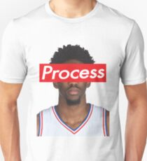 Camiseta unisex Joel Embiid Philadelphia 76ers Sixers Process