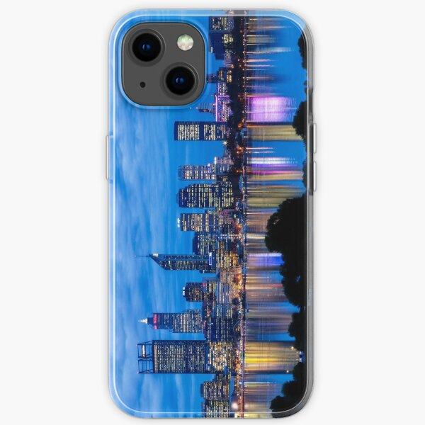 City Blues, South Perth, Perth iPhone Soft Case