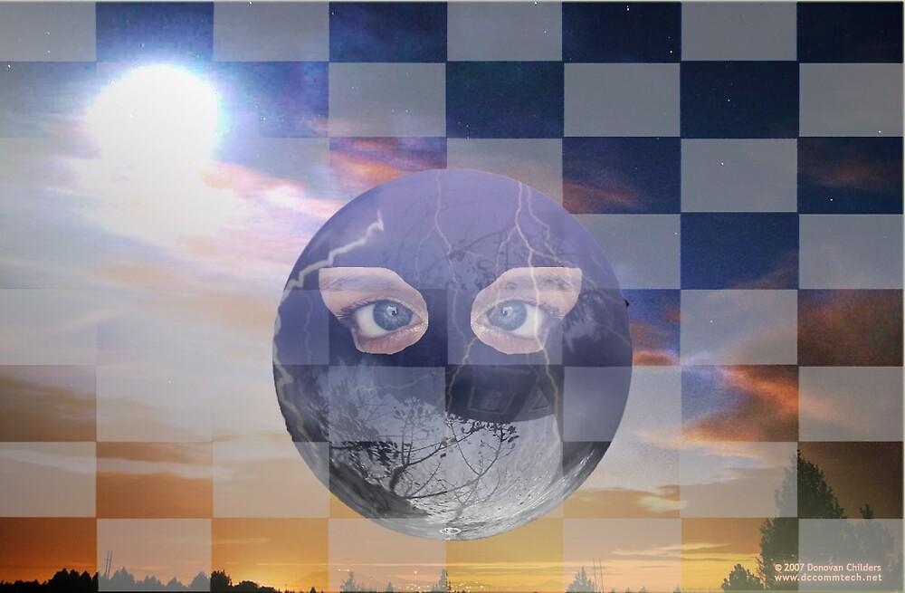 mind thinker-surreal by mcalderon