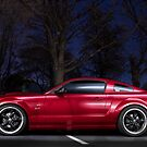 CarAndPhoto - Ford Mustang  by Carandphoto