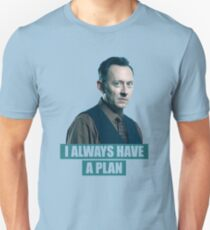 I always have a plan (Benjamin Linus) - LOST Unisex T-Shirt