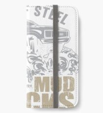 Mud Trucks Guts of Steel iPhone Wallet/Case/Skin