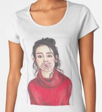 IU Women's Premium T-Shirt