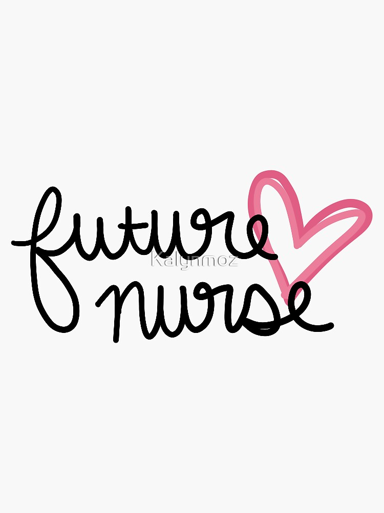 Future nurse by Kalynmoz