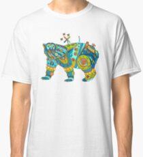 Polar Bear, cool art from the AlphaPod Collection Classic T-Shirt