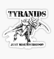 Tyranid Gaunt Sticker
