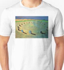 Merry Maidens Stone Circle, Cornwall. Unisex T-Shirt