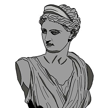 Busto de Artemisa de studiokay