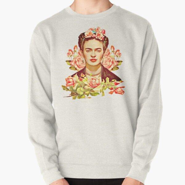 Kahlo Pullover Sweatshirt
